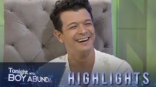 TWBA: Jericho Rosales reveals who the better kisser is between him and his wife, Kim Jones
