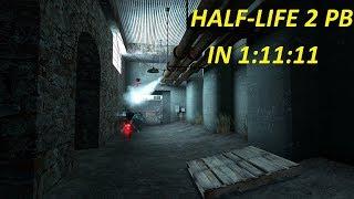 Half-Life 2 1:11:11 (PB)