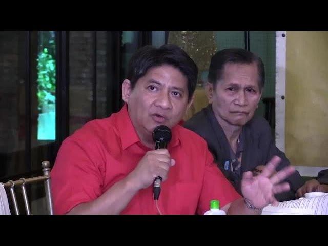 Gadon claims Sereno camp may bribe senators