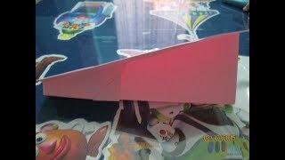 gấp máy bay giấy ,làm đồ chơi bằng giấy