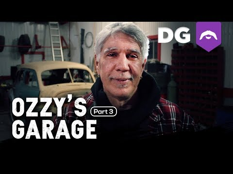 OZZY'S GARAGE (Part 3): My Life Before Prison