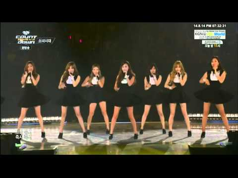 [1080p] 140814 Snsd - Mr. Taxi  Mcountdown K-con 2014 video