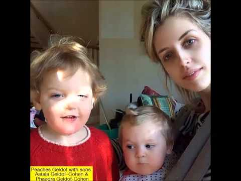 PEACHES GELDOF : Rest In Peace -- Unexpected Death at 25 Years Old (4/7/14)