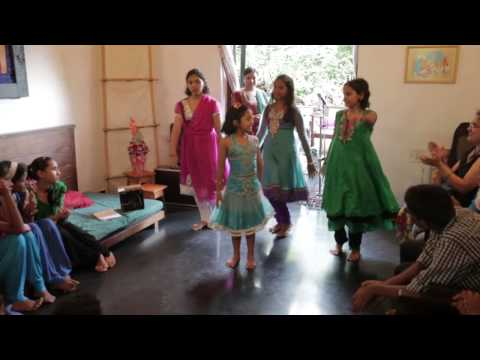 Rim jhim 2013 - Barso re megha megha Dance routine