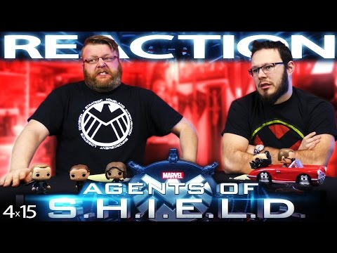 Agents of Shield 4x15 REACTION!!