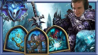 How To Clear Icecrown Prologue+1st Wing With Style (Knights of the Frozen Throne Adventure)