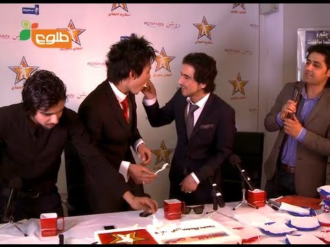 Afghan Star Semi-final Backstage Video