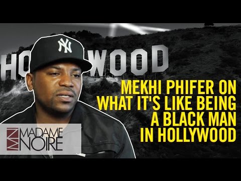Mekhi Phifer On Being A Black Man in Hollywood | MadameNoire
