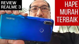 Smartphone Murah Terbaik Awal 2019? Review Lengkap, Benchmark, Menu, Baterai: Realme 3 (Indonesia)