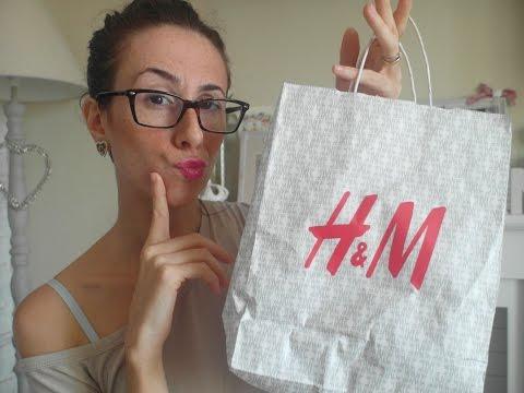 H&M Shop ONLINE: Spacchettiamo + La mia esperienza NON positiva!