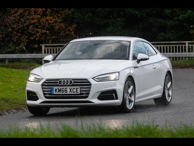 New Audi A5 Coupe 2 0 TDI Sport 2017 Review
