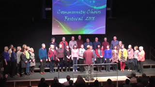 Community Choirs Festival 2018 Songlines