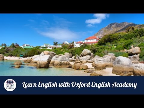 Oxford English Academy Learn English With Our Social Programme: Cape Point Tour