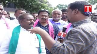 TRS Manifesto | TRS Cadre express happy and praises CM KCR  Telugu