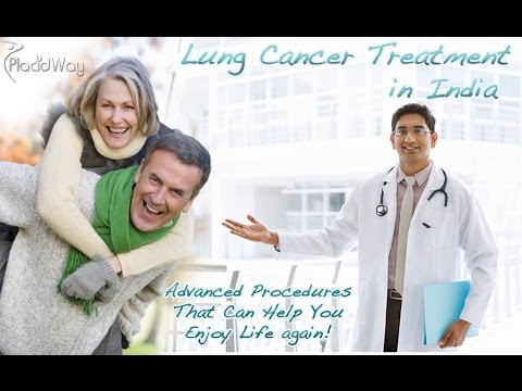 Lung Cancer Treatment Options in India