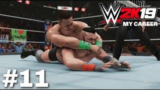 PES ETTİRME MAÇI VS JOHN CENA | WWE 2K19 My Career Bölüm 11