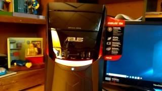 ASUS G11 Gaming Computer Blogger Review