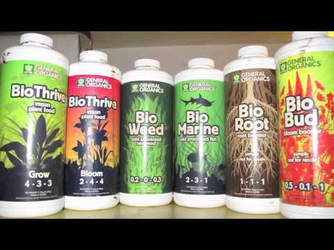 Woodland Shores &#038; General Organics Bio Thrive!