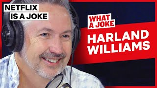 Harland Williams Got Mad About Swingers | What A Joke | Netflix Is A Joke