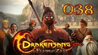 Let's Play Drakensang: Am Fluss der Zeit #038 - Epic Dämonen-Battle-Time [720p] [deutsch]