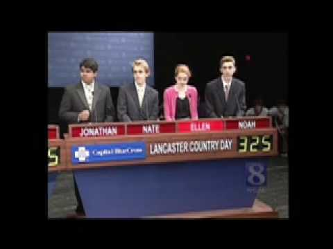 BrainBusters 2009 Championship Part 6