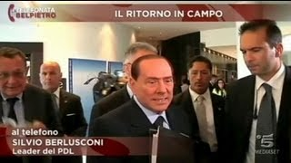 Berlusconi: Italy policies too