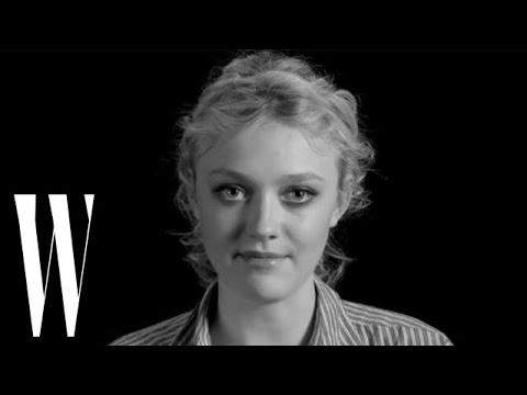 Lynn Hirschberg's Screen Tests: Dakota Fanning - November 2011