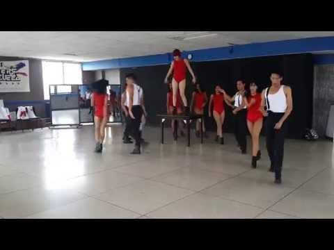 Danzas Nirgua - Eliminatoria DAM 2014