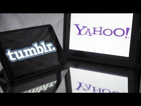 Tumblr Deal Pushes Yahoo Into Social World