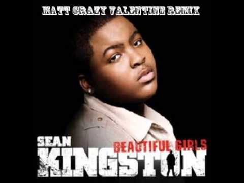 Sean Kingston - Beautiful Girls (Matt Crazy 'Valentine' Remix)