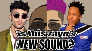 Zayn Too Much Feat Timbaland Reaction Ashellitronnn