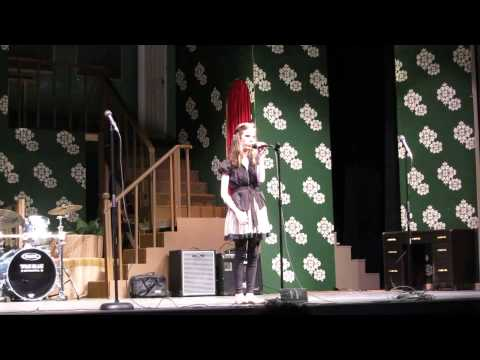"Madie Hendrix sings ""Anyway"" by Martina McBride (LIVE: 2014 Spain Park High School Talent Show)"