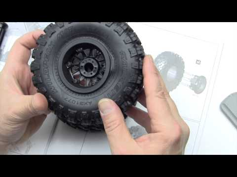 Axial Yeti Build Video #35