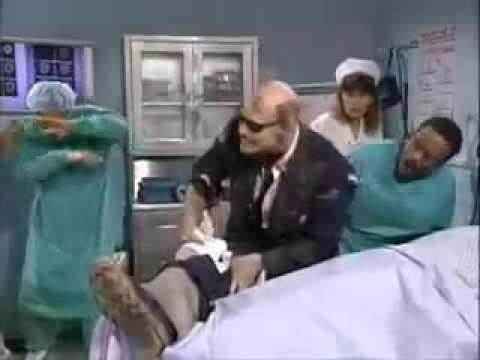 Jim Carrey Fire Marshall Bill In Hospital