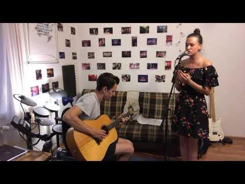 Gubik Petra -  Kinek mondjam el vétkeimet (acoustic cover)