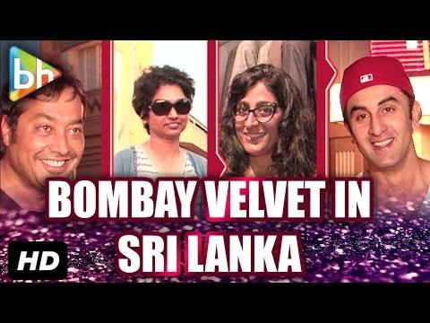 Exclusive: On Location Of 'Bombay Velvet' In Tissamaharama, Sri Lanka