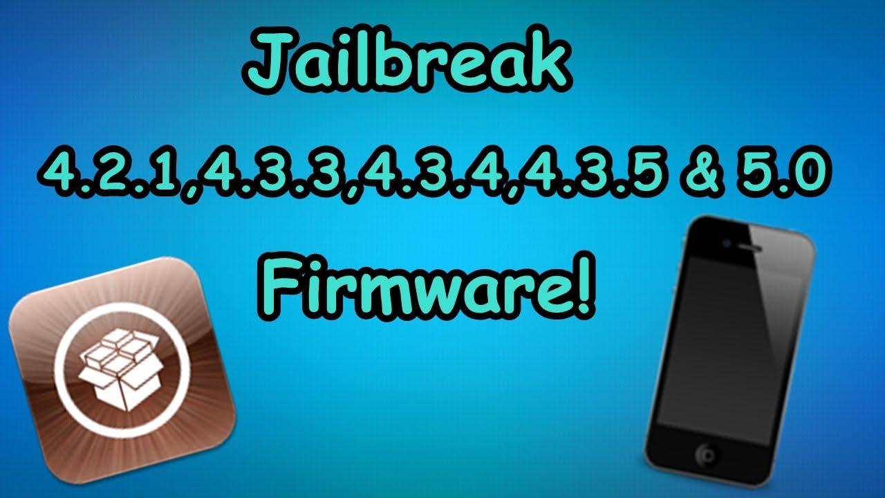 Jailbreak как сделать на iphone 3gs
