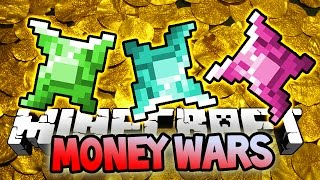 "Minecraft: ""POOP OUT OF MY BUTT!"" MONEY WARS #21 (Epic Mini-Game)"