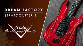 Building the SALEEN STRATOCASTER 1   Dream Factory   Fender