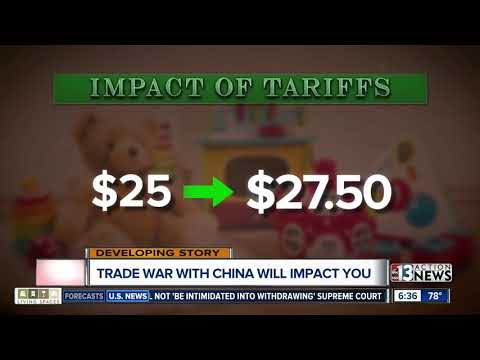 From household items to toys: How imposed tariffs on Chinese goods will cost you