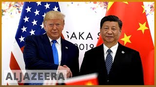 US, China discuss trade war on phone; in-person talks may follow
