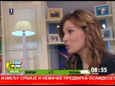 Maja Nikolić Japundza  19.10.2012. video