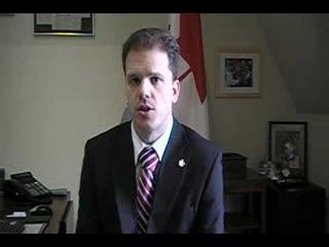 MP Mark Holland Ottawa Update Mar 13, 2008