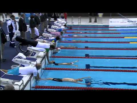 Swimming - Men's 200m Freestyle - S2 Final - London 2012 Paralympic Games