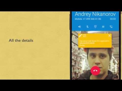 Call Notes Pro Business app for Android Preview 1