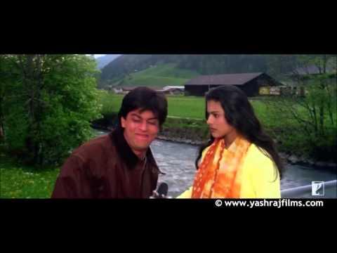 Shahrukh Khan and Kajol Sen başkasın uyarlama