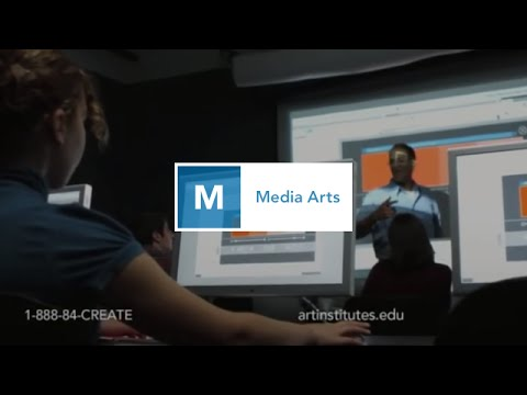 The Art Institutes: Attention Future Media Artists!
