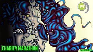 Charity Livestream Marathon! - Anxiety Gaming!