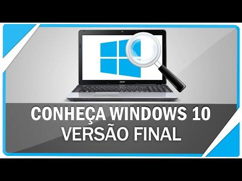 Conheça Todas as novidades do Windows 10 versão Final /  Review Completa