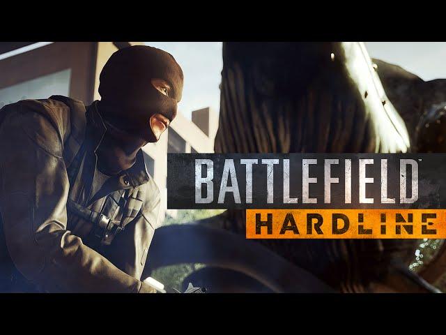 Battlefield Hardline Funny Moments - Levolution Kills, Street Racing, Fuel Tanker Fun! (Funtage!)